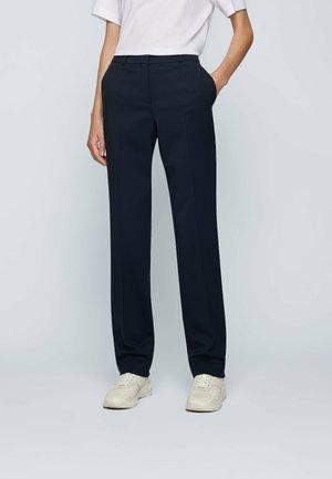 Pantaloni - open blue