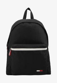 Tommy Jeans - COOL CITY BACKPACK - Reppu - black - 1