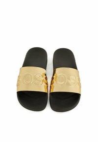 BOSS - Sandals - gold - 3