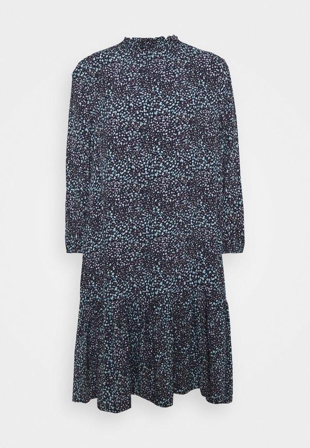 FLOREIN DRESS - Denní šaty - blue deep mania