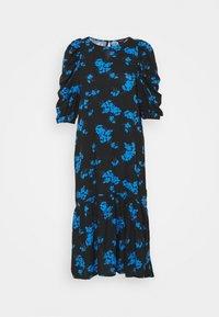 Lindex - DRESS MYNTA - Sukienka letnia - black - 4