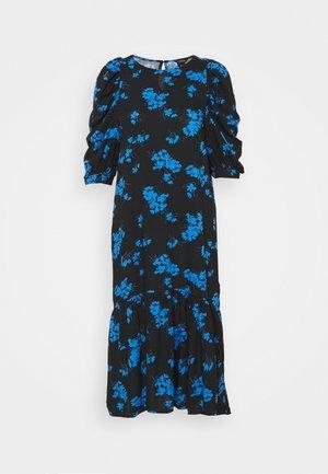 DRESS MYNTA - Day dress - black
