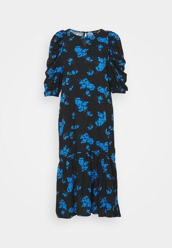 DRESS MYNTA - Robe d'été - black