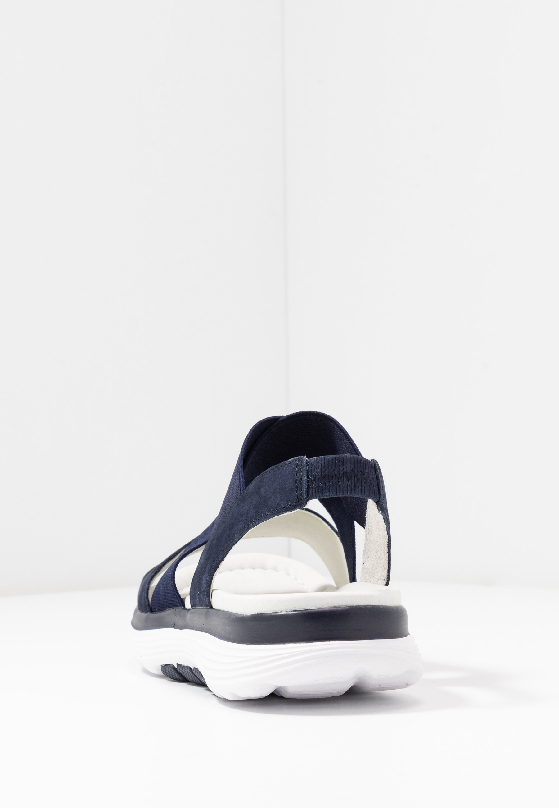 Gabor Comfort Plateausandaler - Blue