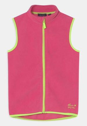 KIDS GIRLS - Waistcoat - pink