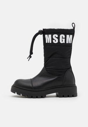 UNISEX - Boots - black