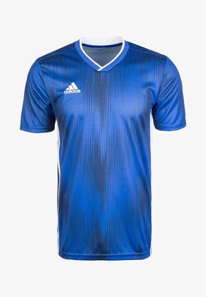 TIRO - Camiseta estampada - bold blue/white