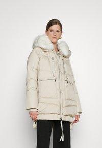 MAX&Co. - ALGEBRA - Down jacket - ivory - 0