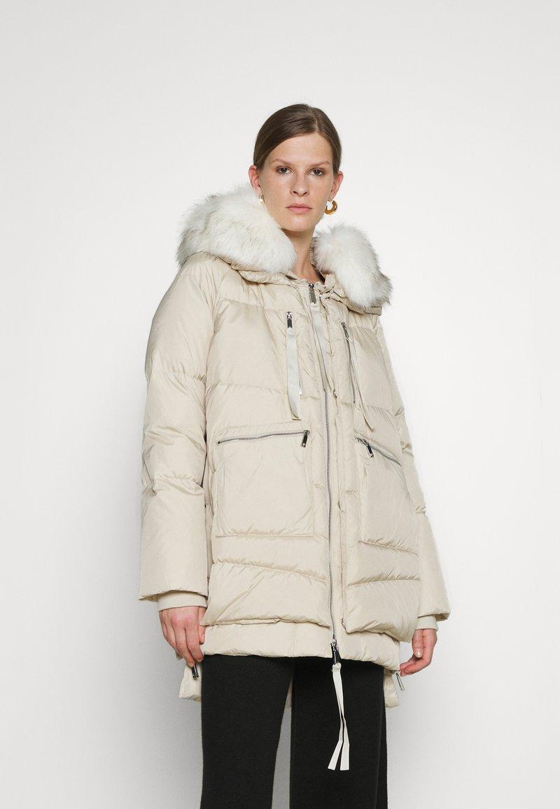 MAX&Co. - ALGEBRA - Down jacket - ivory