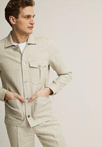 Bläck - Summer jacket - beige - 3