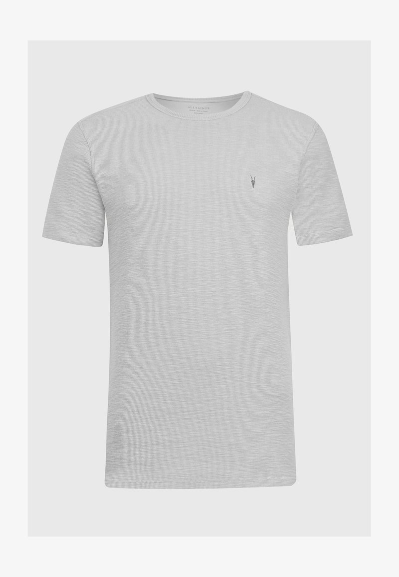 AllSaints - MUSE - Basic T-shirt - mottled grey