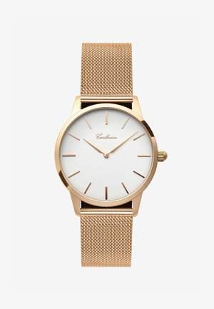 FREDERIK V 40MM - Watch - rose gold-white