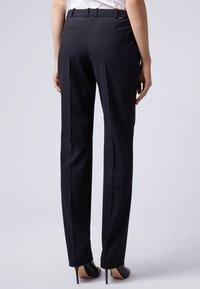 BOSS - TAMEA - Trousers - dark blue - 2