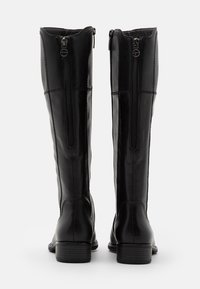 Tamaris - BOOTS - Vysoká obuv - black - 3