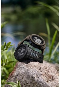 Garmin - Smartwatch - schwarz - 8