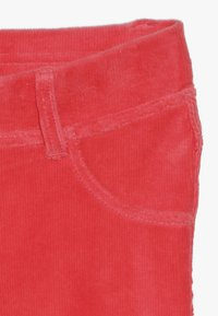 Benetton - TROUSERS - Kalhoty - red - 2