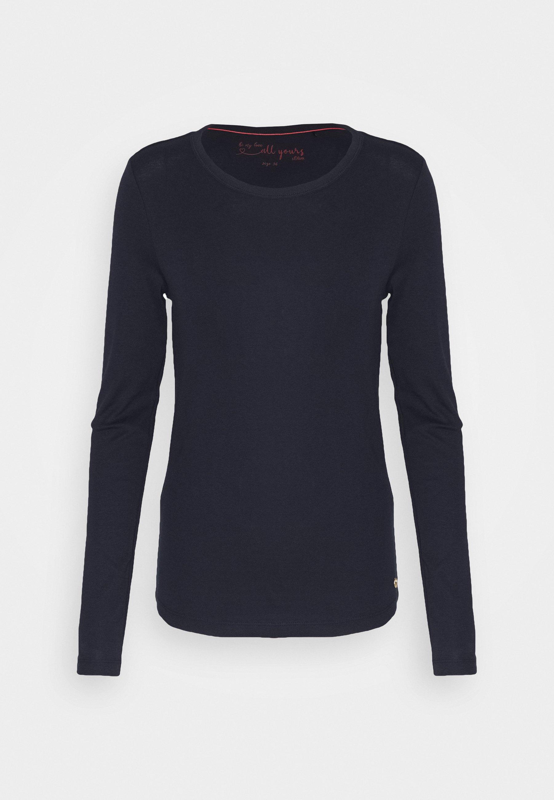 s.Oliver Langærmede T-shirts - weiß -  QK13z