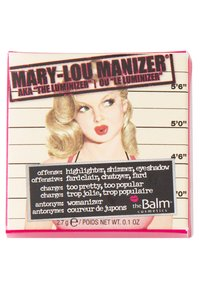 the Balm - MARY-LOU MANIZER TRAVEL SIZE - Highlighter - shimmer highlighter - 1