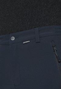 Icepeak - FRANKFURT - Zimní kalhoty - dark blue - 6