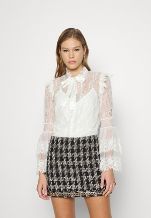 MARLINE - Blouse - off white