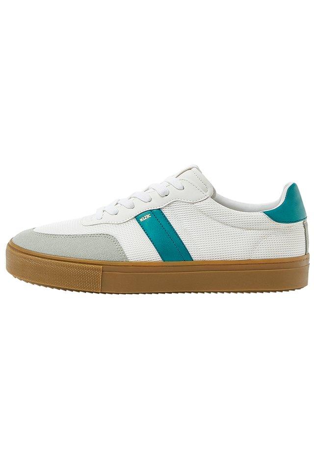 SEITENVERZIERUNG - Sneakersy niskie - white