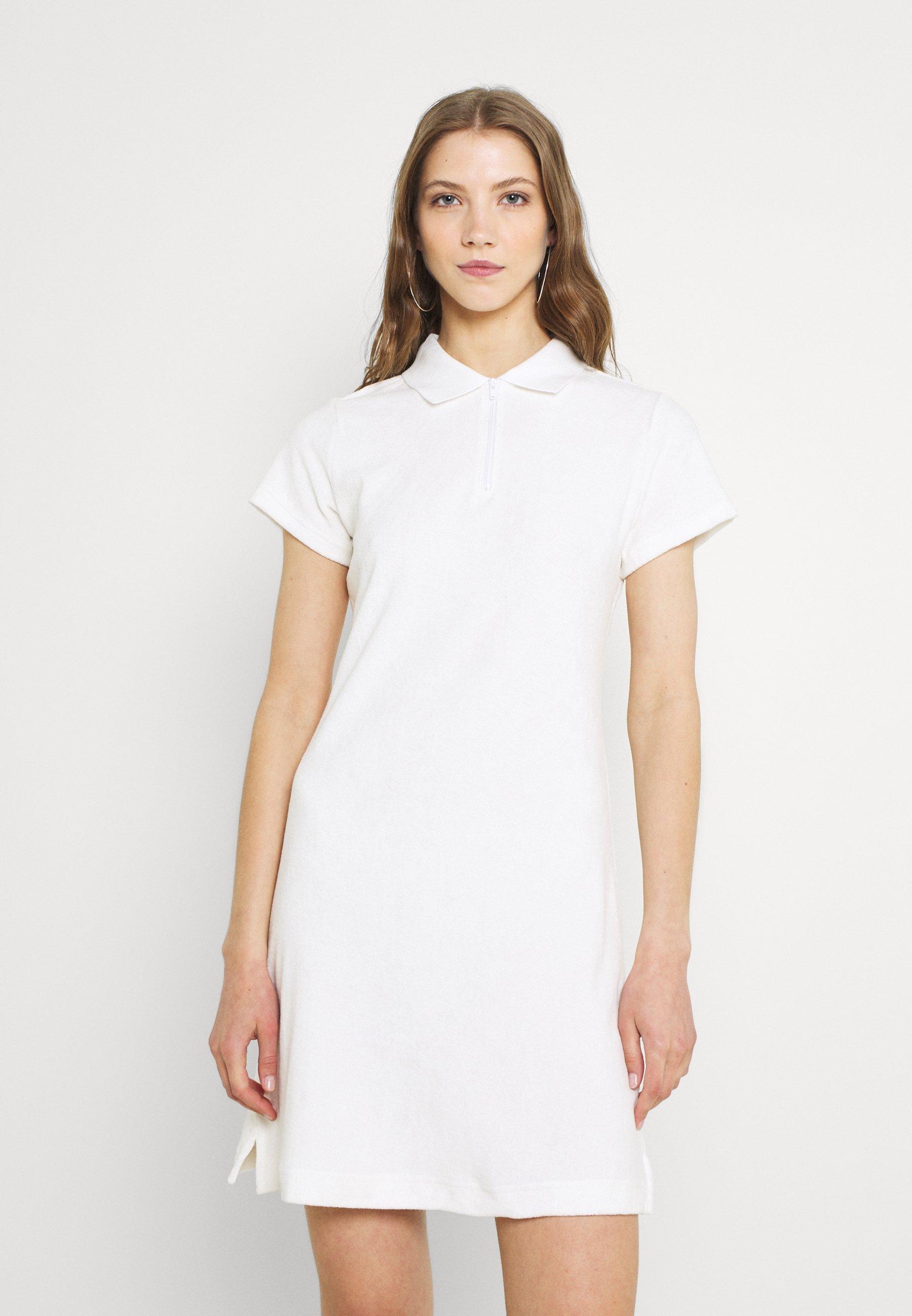 Women JANA TERRY DRESS - Day dress