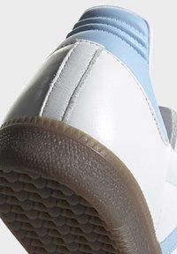 adidas Originals - SAMBA OG SHOES - Sneakers - white - 8