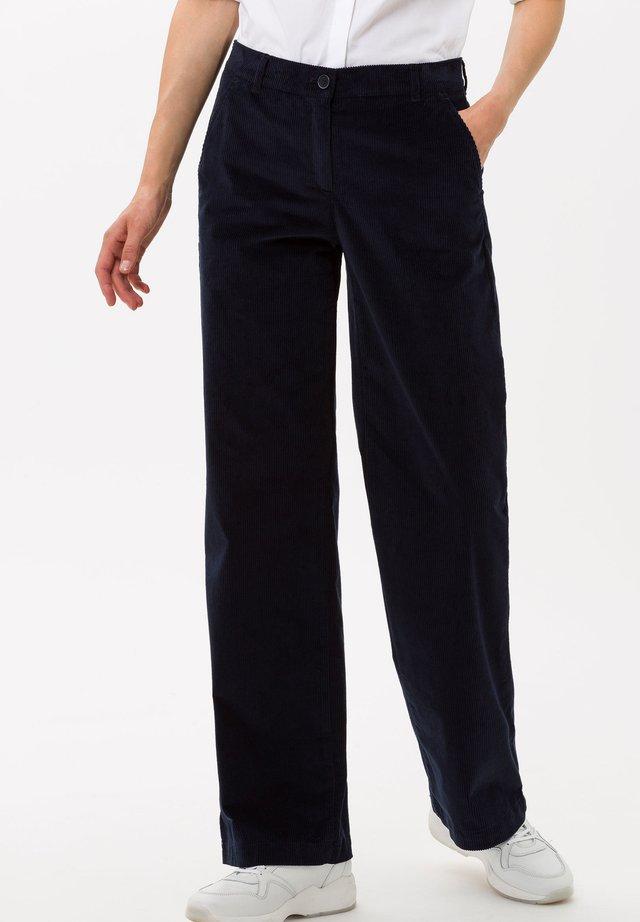 STYLE MAINE - Pantalon classique - navy
