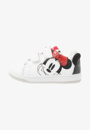 DISNEY NEW FLICK GIRL - Sneakersy niskie - white