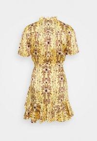 sandro - SFPRO - Day dress - jaune - 1