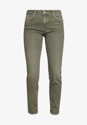 Slim fit jeans - clear fern