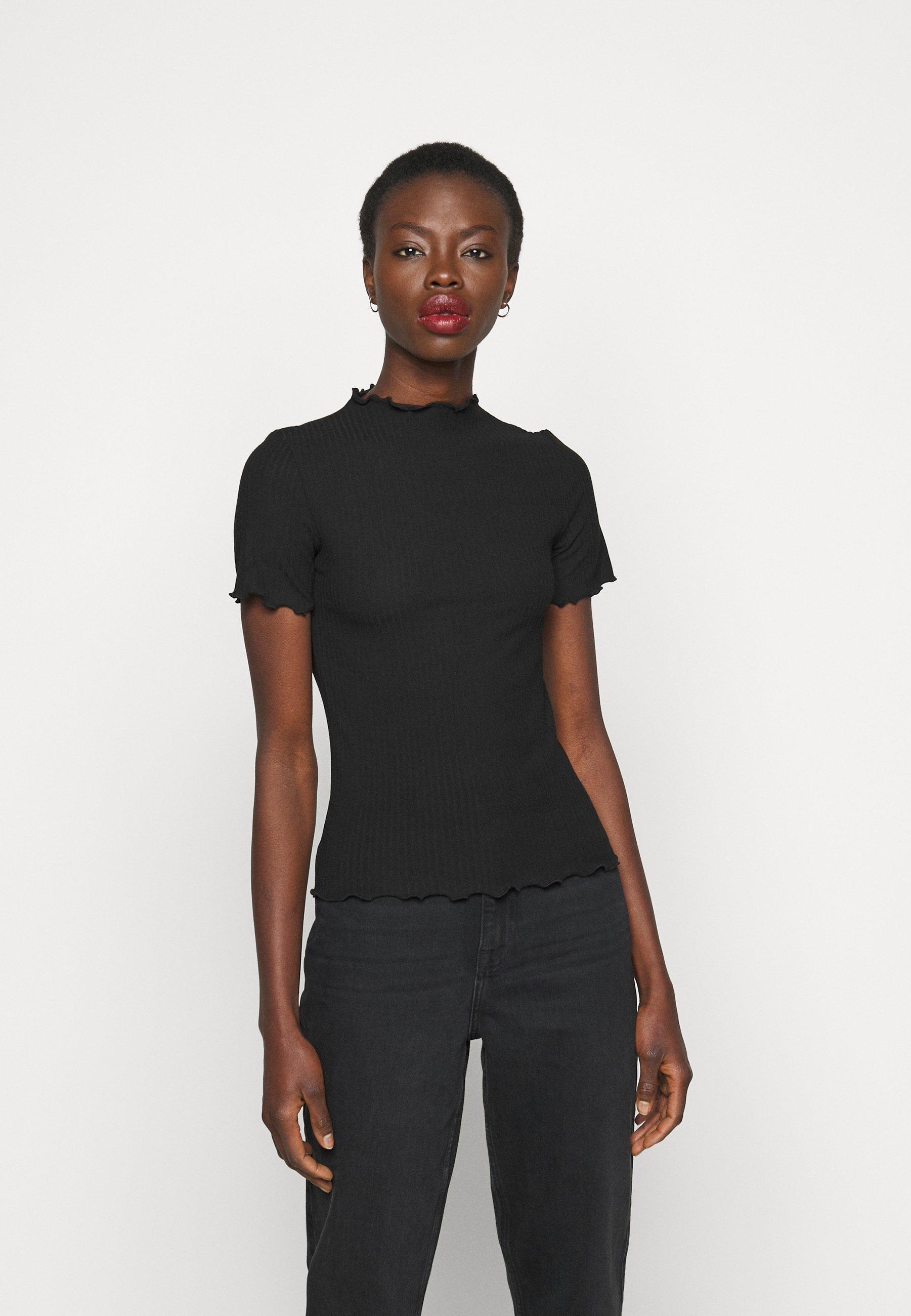 Damen ONLEMMA HIGHNECK TOP  - T-Shirt print