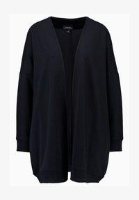CAMILLA CARDIGAN - Zip-up hoodie - black
