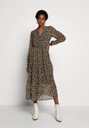 YASCLARIS DRESS - Sukienka letnia - black/claris