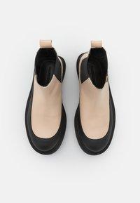 By Malene Birger - KILAS - Kotníkové boty na platformě - wood - 4