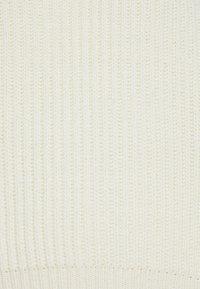 NA-KD - MATIAMU BY SOFIA  - Stickad tröja - white - 5