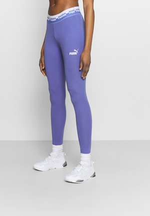 AMPLIFIED LEGGINGS - Punčochy - hazy blue