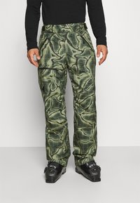 Helly Hansen - SOGN - Snow pants - green - 0