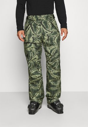 SOGN CARGO PANT - Snow pants - green