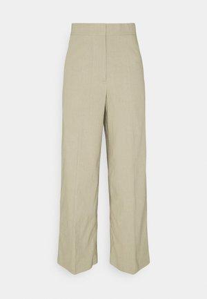 TROUSER - Kalhoty - beige