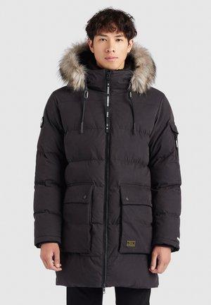 RIDLEY - Winter coat - schwarz