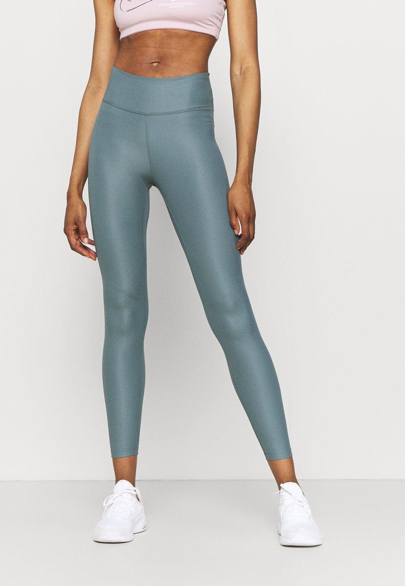 Nike Performance - ONE 7/8  - Tights - hasta/dark teal green