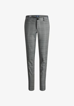 Pantalones chinos - light gray