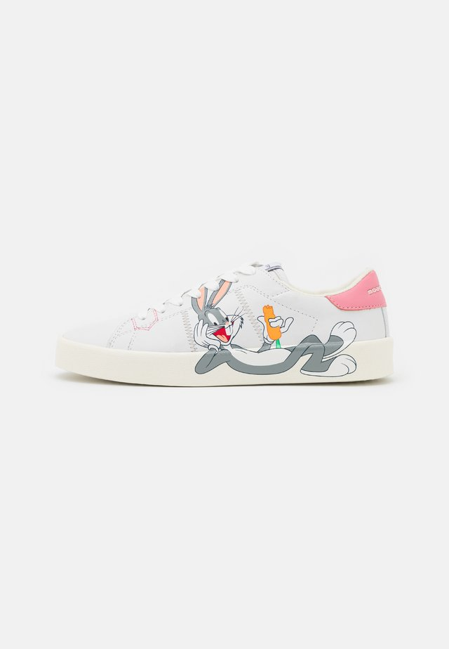FLIPS - Sneakers laag - white