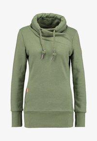 Ragwear - NESKA - Sweatshirt - oliv - 4