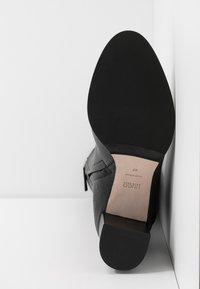 HUGO - VICTORIA BOOT - Boots - black - 6