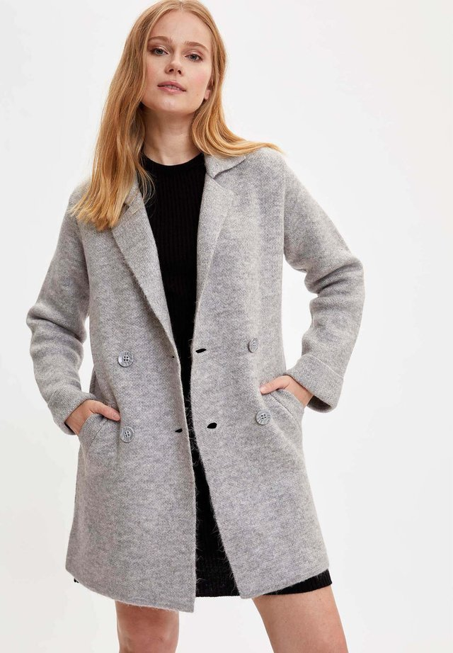 Cappotto corto - grey