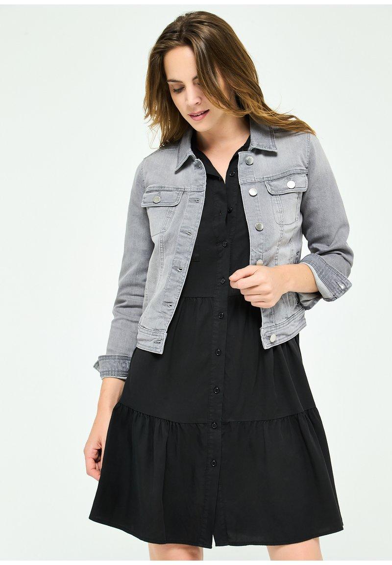 LolaLiza - Denim jacket - grey