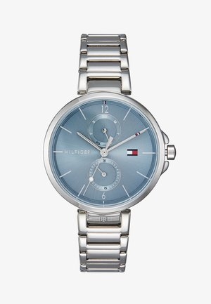 DRESSED - Horloge - silver-coloured