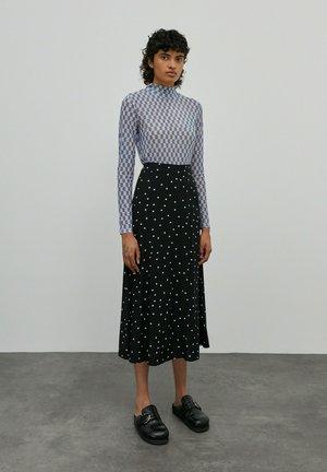 MERCY - A-line skirt - schwarz